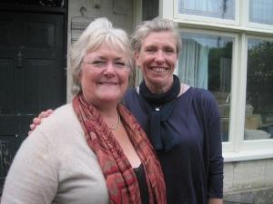 Katie & Delphine 2 blog